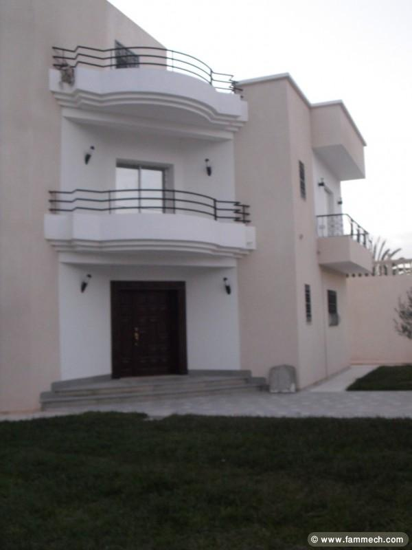 Immobilier Tunisie Location Maison La Soukra Villa A
