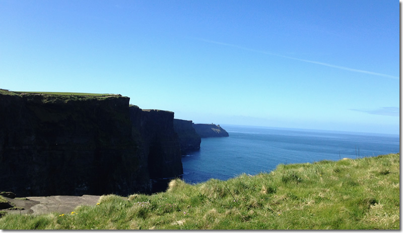 weekend alle Cliffs of Moher