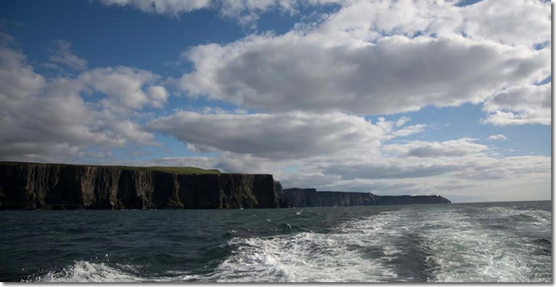 Tour in barca weekend alle Cliffs of Moher