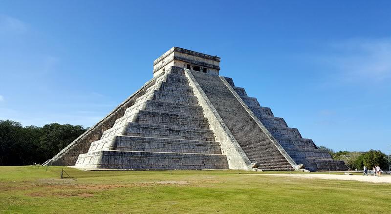 Messico Maya Chicen Itza