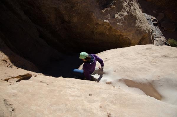 rocce nel Wadi Rum
