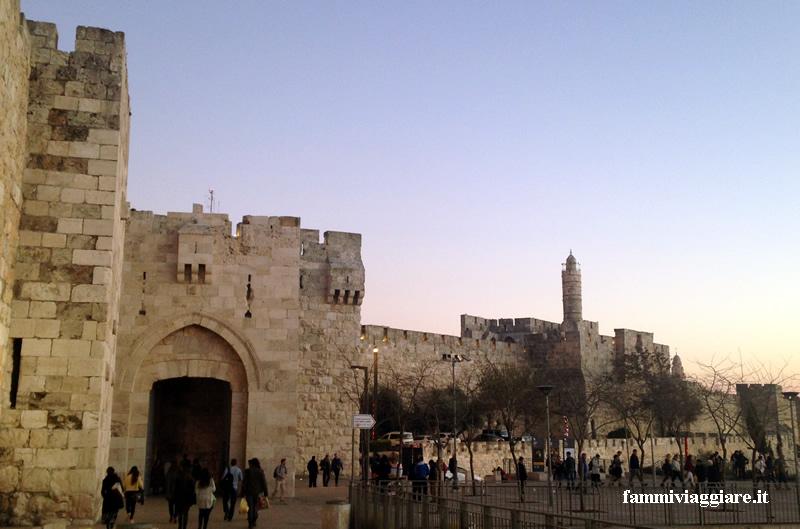 Gerusalemme mura