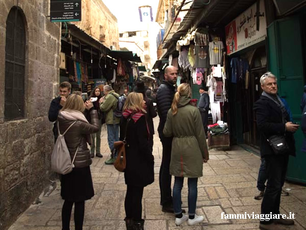 Tour a piedi Gerusalemme