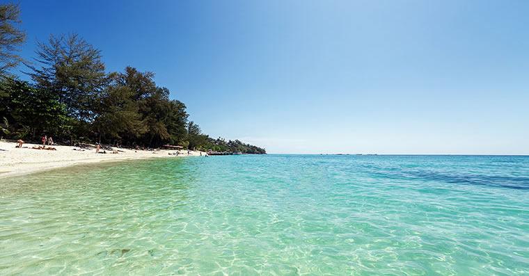 mare della Tailandia