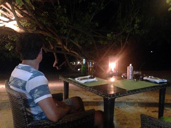 cena holiday Inn Phi Phi Island