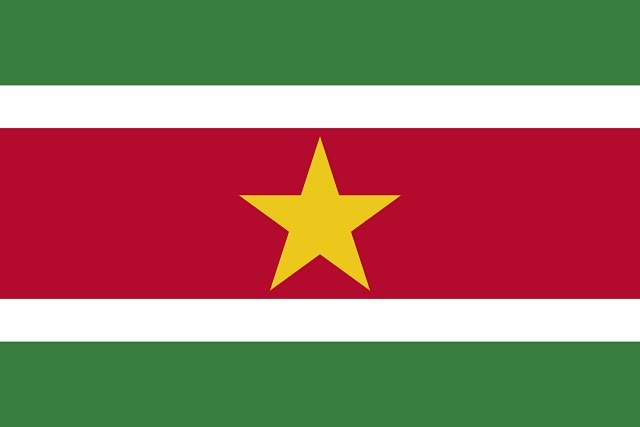 Happy independance day for Surinam