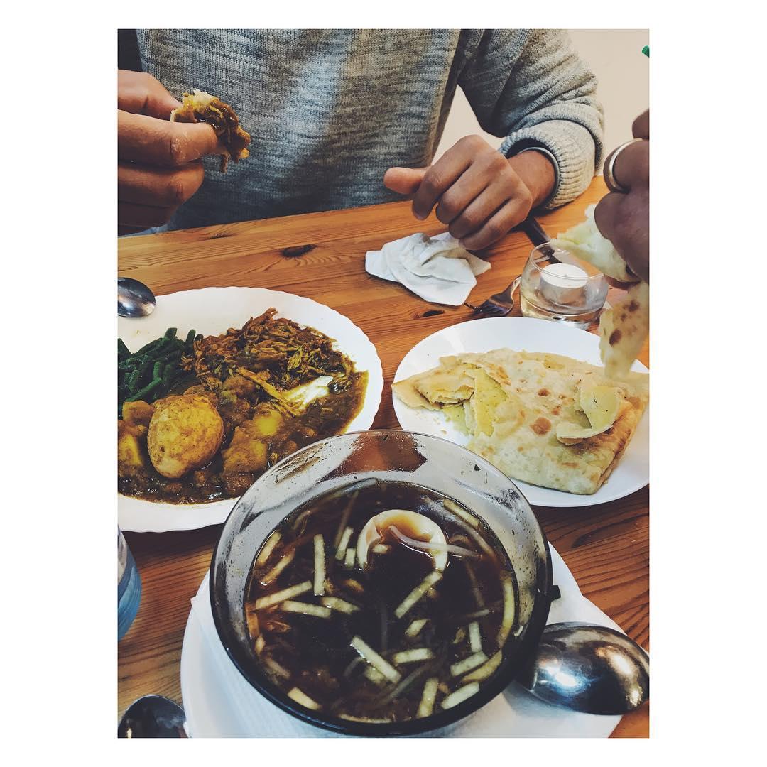 🇸🇷Surinam food