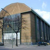 AEG turbine factory, Berlin