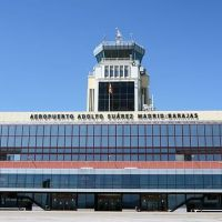 Adolfo Suárez Madrid–Barajas Airport, Madrid, Spain