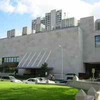 Audrey Jones Beck Building, Museum of Fine Arts, Houston, Texas