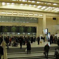 Brussels Central Station