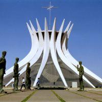 Cathedral of Brasília, Brazil