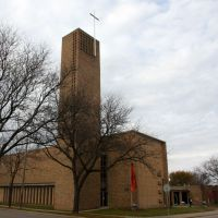 Christ Church Lutheran, Minneapolis, Minnesota