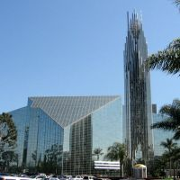 Crystal Cathedral, Orange County, California