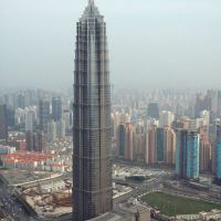 Jin Mao Tower, Shanghai