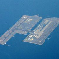 Kansai International Airport, Osaka, Japan