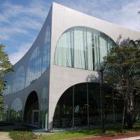 Library of Tama Art University, Tokyo