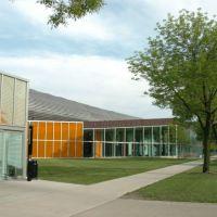 McCormick Tribune Campus Center, Chicago, Illinois