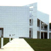 New Harmony's Atheneum, New Harmony, Indiana