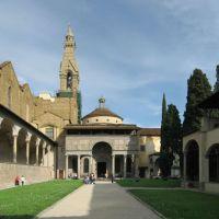 Pazzi Chapel, Florence