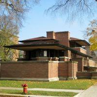 Robie House, Chicago, Illinois