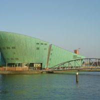 Science Center Nemo, Amsterdam, Netherlands