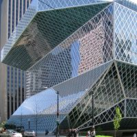 Seattle Central Library, Seattle, Washington
