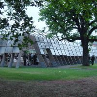 Serpentine Gallery Pavilion 2005