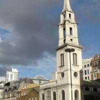 St Vedast Church