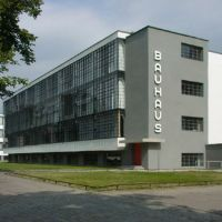 The Bauhaus Dessau, Germany