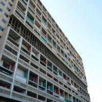 Unité d'Habitation, Marseille, France