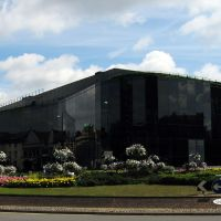 Willis Faber and Dumas Headquarters, Ipswich