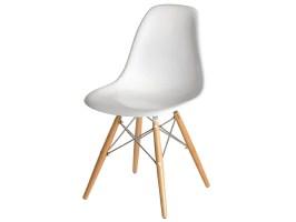 DSW Stuhl   Weiß Glänzend