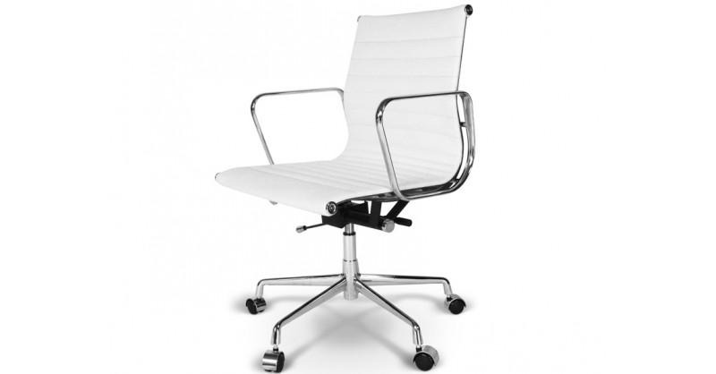 image de l article chaise eames alu ea117 blanc