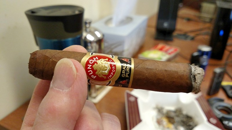 Punch Gran Puro cigar review punch cigars guide gk