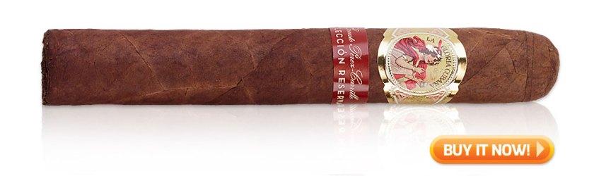EPC Cigars Ernesto Perez-Carrillo La Gloria Cubana Coleccion Reserva Cigars