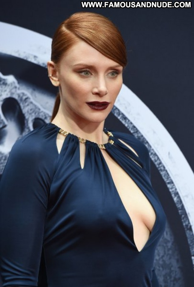 Bryce Dallas Howard Miscellaneous Medium Tits Gorgeous Sexy Hot