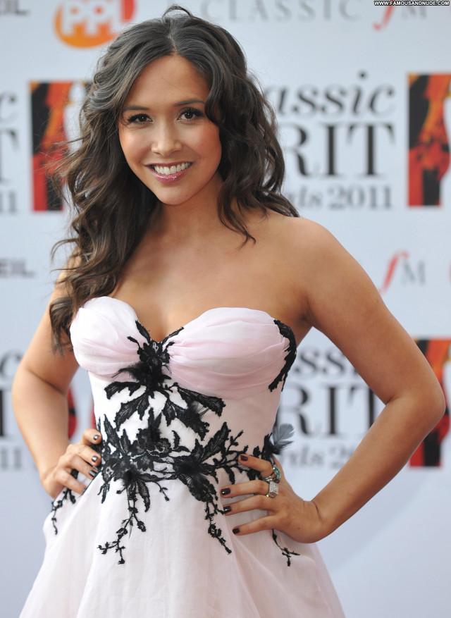 Myleene Klass Brit Awards Sensual Posing Hot Nice Celebrity Sultry