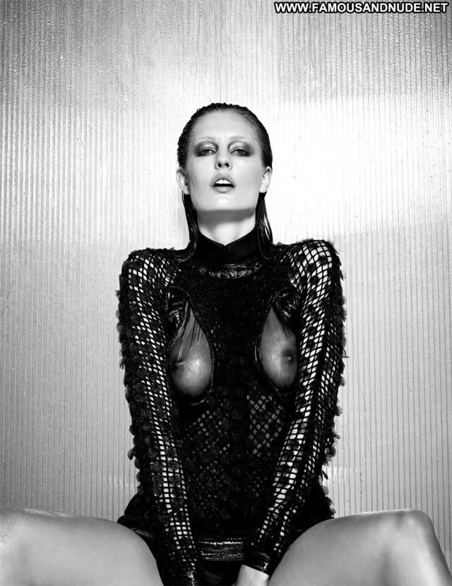 Nadja Bender Babe Celebrity Danish Beautiful Fashion Posing Hot
