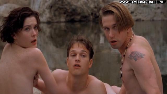 Lara Flynn Boyle Threesome Threesome Celebrity Celebrity Movie Hot