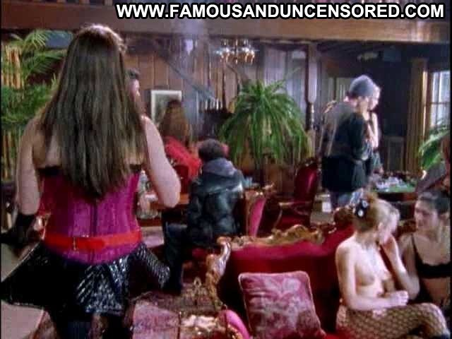 Jeremiah Foxy Softcore Nice Slender Topless Celebrity Doll