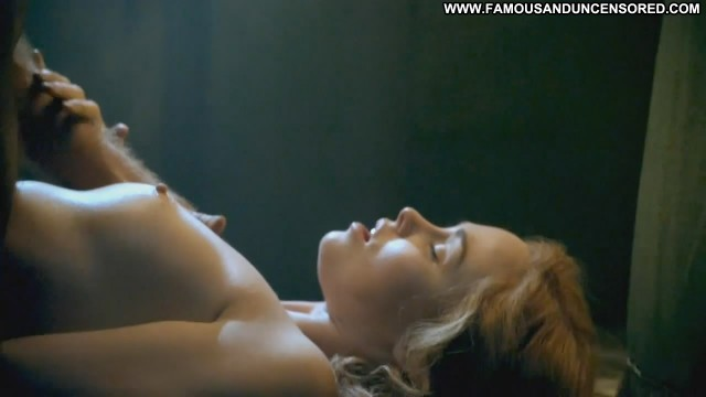 Anna Hutchison Spartacus War Of The Damned Floor Sex Female Hot Sexy
