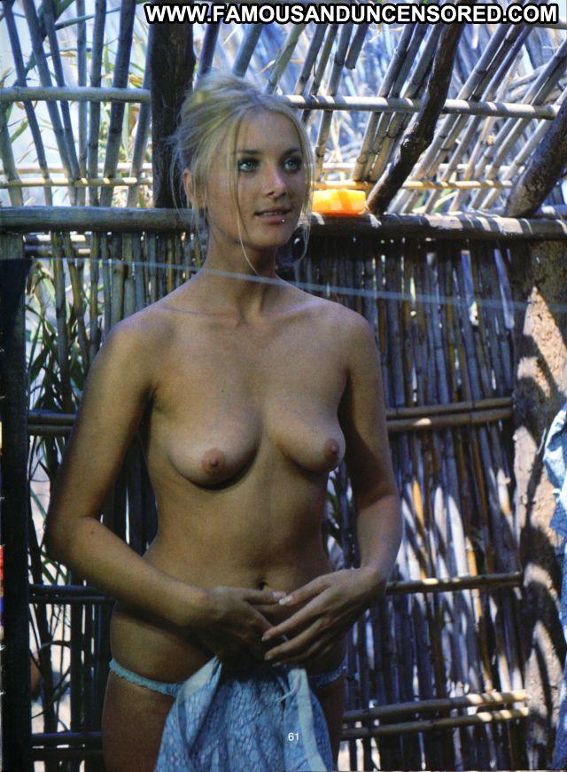 Barbara Bouchet Showing Pussy Showing Tits Babe Beautiful