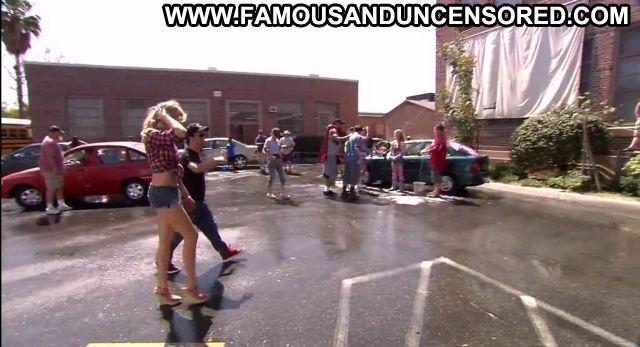 Cameron Diaz Bad Teacher Car Wash Blonde Famous Horny Doll