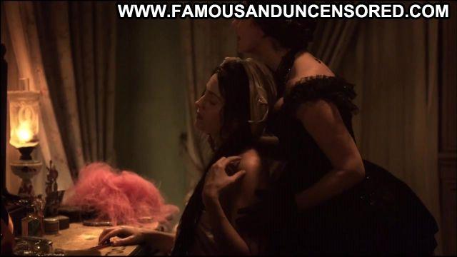 Anne Charrier Maison Close Lesbian Scene Kissing Brunette