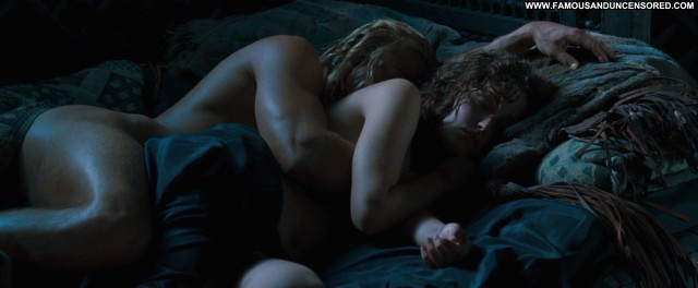 Diane Kruger Troy Sex Scene Movie Breasts Sex Celebrity Sexy Famous