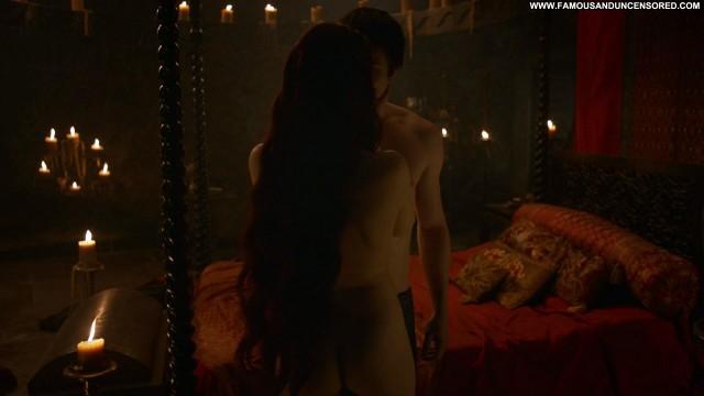 Carice Van Houten Nude Sexy Scene Game Of Thrones Tv Show