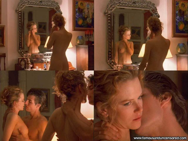 Nicole Kidman Eyes Wide Shut Sexy Celebrity Beautiful Nude Scene Hd