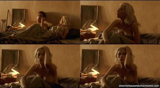 Scarlett Johansson Vicky Cristina Barcelona Sexy Nude Scene Beautiful