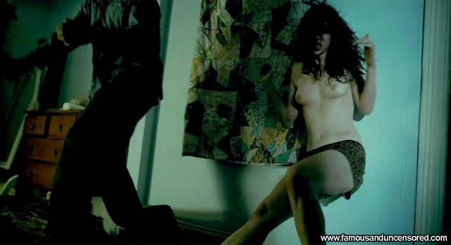 Riki Lindhome The Last House On The Left Sexy Celebrity Nude Scene